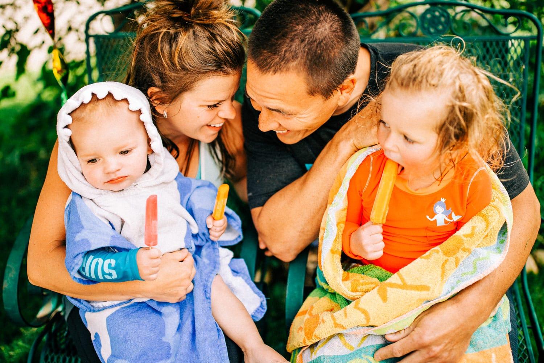 The Villeneuve Family